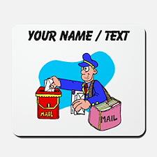 Postal Worker (Custom) Mousepad