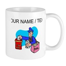 Postal Worker (Custom) Mugs