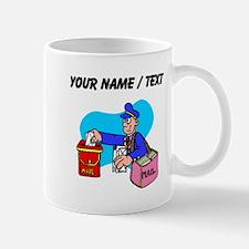 Postal Worker (Custom) Mugs
