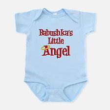 Babushka's Little Angel Body Suit