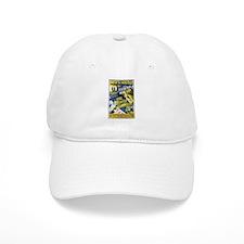 Unique Haunted Baseball Cap