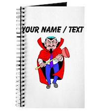 Plumber Devil (Custom) Journal