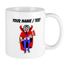 Plumber Devil (Custom) Mugs