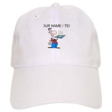 Pizza Delivery Guy (Custom) Baseball Baseball Baseball Cap