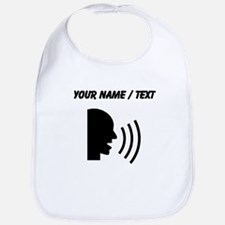 Custom Speaking Bib