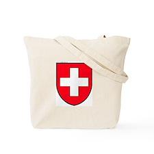 Switzerland: Heraldic Tote Bag (German)