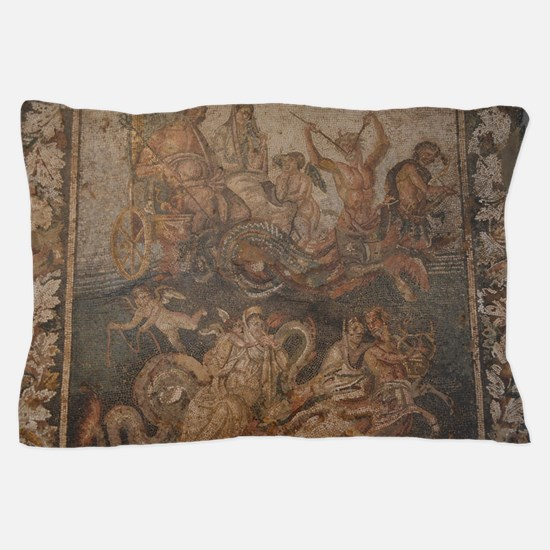 Pompeii Mosaic Pillow Case