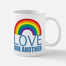 Rainbow Love Mug Mugs