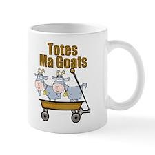 Totes My Goats Mug Mugs