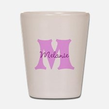 CUSTOM First Initial and Name Shot Glass