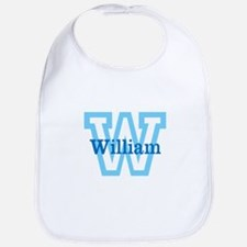 CUSTOM First Initial and Name Bib