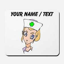 Nurse (Custom) Mousepad