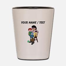 Nanny (Custom) Shot Glass