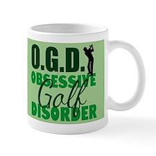 Golf Obsessed Mug