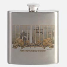 Agent Orange Vietnam Flask