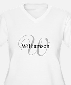 CUSTOM Initial an T-Shirt