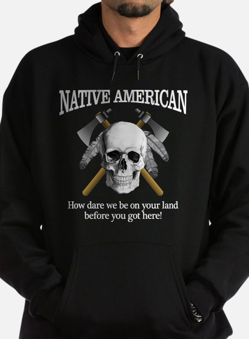Native american hoodies