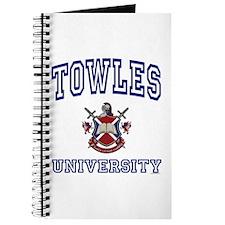 TOWLES University Journal