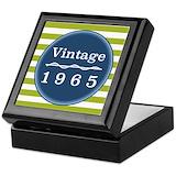 1965 Keepsake Boxes