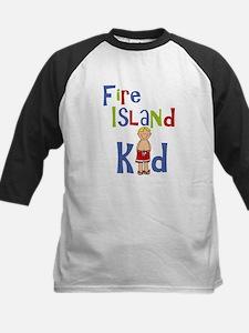 Fire Island Kid Boys Tee