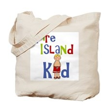 Fire Island Kid Boys Tote Bag