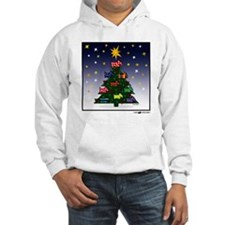 SCOTTIE CHRISTMAS TREE Hoodie