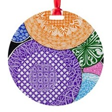 Round and Round Ornament