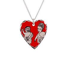 Existential Valentine Necklace