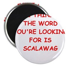 scalawag Magnets