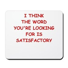 satisfactory Mousepad