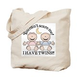 Mother of twins Canvas Totes