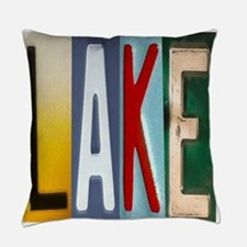 Lake Master Pillow