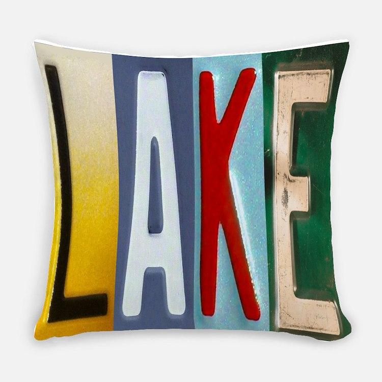 Lake Master Pillow