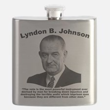 LBJ: Vote Flask