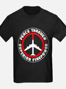 Peace Through Superior Firepower II T