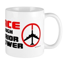 Peace Through Superior Firepower II Mug
