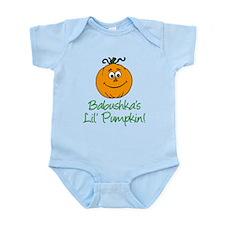 Babushkas Little Pumpkin Body Suit