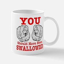 Have Been Swallowed Mug
