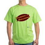 Teamwork Makes the Dreamwork Green T-Shirt