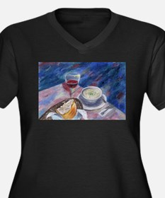 The Perfect Meal Plus Size T-Shirt