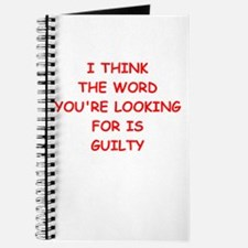 guilty Journal
