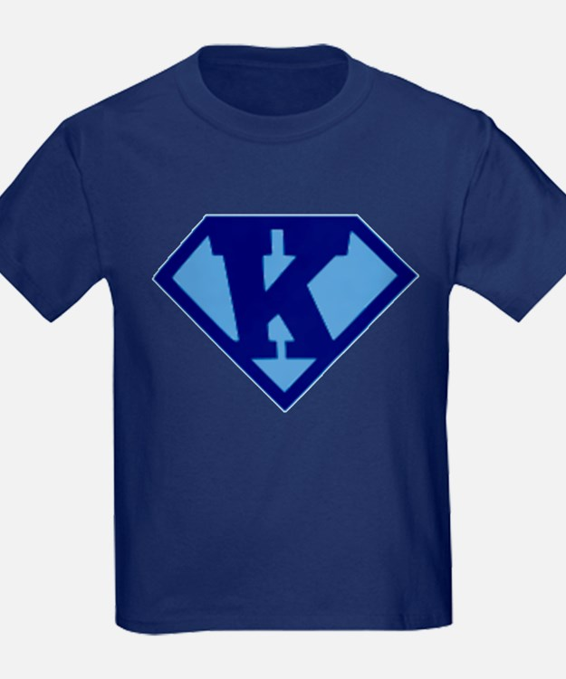 superhero letter t shirts shirts tees custom. Black Bedroom Furniture Sets. Home Design Ideas