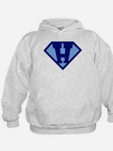 Super Hero Letter H Hoodie