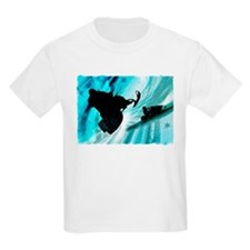 Snowmobiling on Icy Trails 2 T-Shirt