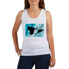 Snowmobiling on Icy Trails 2 Tank Top