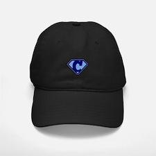 Super Hero Letter C Baseball Hat