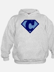 Super Hero Letter C Hoodie