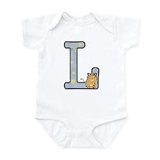 Animal Alphabet - L Is For Leopard Body Suit