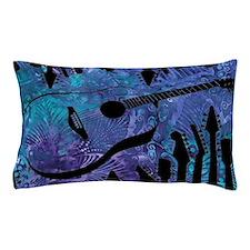 Unique Guitar Pillow Case