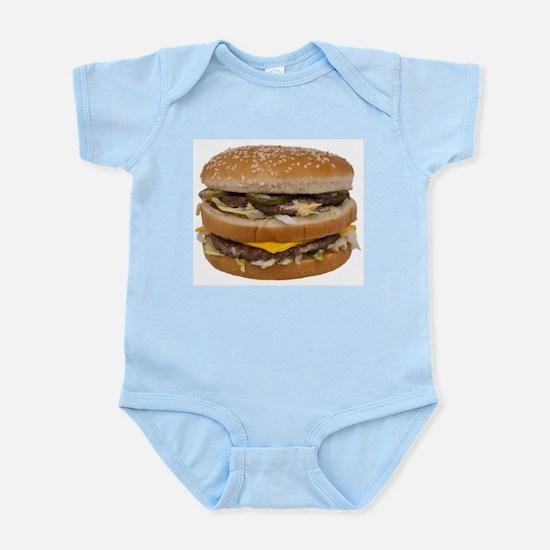 big cheeseburger Body Suit